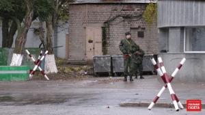 луганск, лнр, ловушка, заграждения, укрепрайон, террористы, боевики, фото, новости украины, диверсанты