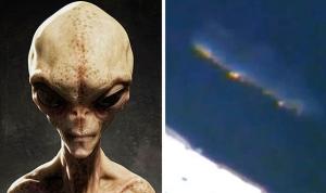 космос, МКС, инопланетяне