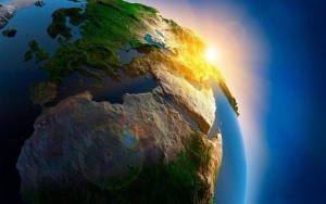 наса., жара, земля, климат