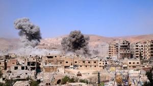 сирия, гута, дума, война в сирии, химическая атака, газ зарин, путин, асад, терроризм, армия россии