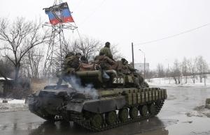 горловка, российский генерал, боевики, ато
