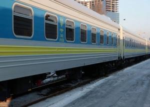 гройсман, кравцов, укрзализныця, железная дорога, день железнодорожника, интерсити, поезд, киев, тернополь, трансформер