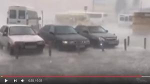 москва, град, россия, погода, ураган, ливень, видео