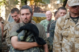 юго-восток, Нацгвардия, армия Украины, обмен пленными, Донбасс, АТО, ДНР, Донецк