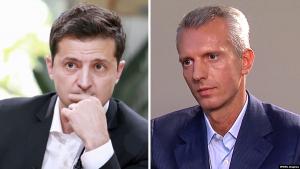 Украина, Хорошковский, Зеленский, Политика, Встреча, Журналисты, Переговоры.