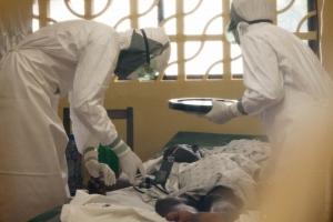 лихорадка эбола, вирус, погибшие