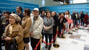 казахстан, президентские выборы, политика