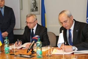 украина, нато, сотрудничество