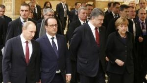 путин, минск-2, украина, донбасс, вывод войск, граница