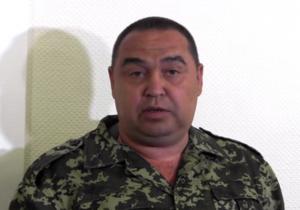 лнр, боевики, россия, украина, плотницкий