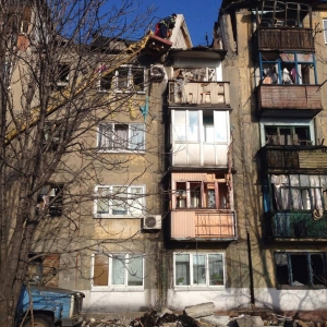 украинск, взрыв газа, происшествия, донбасс, восток украины