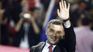 Выборы в Грузии, новости, Бакрадзе, аакашвили, Грузниская мечта, новости