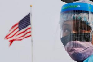 США, COVID-19, пандемия, коронавирус
