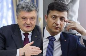 нкс олимпийский, 19 апреля, дебаты, выборы президента, выборы в украине, порошенко, зеленский