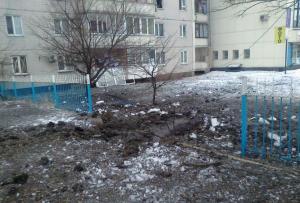донецк, восток украины, донбасс, днр, обстрел