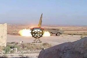 сирия, война в сирии, точка, воска рф, дераа, атака, удар, асад, игил
