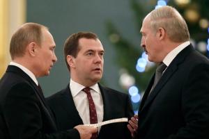 лукашенко, медведев, союз, россия, беларусь скандал