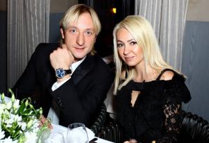 Евгений Плющенко, Яна Рудковская, фигурист, продюсер, имущество