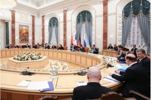 переговоры в минске, украина, олланд, порошенко, меркель, путин, донбасс