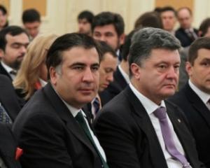 Порошенко, Саакашвили, права человека, ОБСЕ, гуманитарная помощь