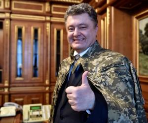 порошенко, циничный бандера, украина, политика