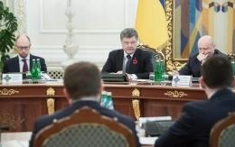 поршенко, стратегия национальной безопасности, украина, политика, новости, восток украины, снбо, заседание, нато