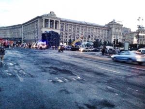 Майдан, Киев, журналисты, избили, неизвестные
