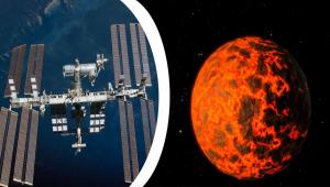 нибиру, космос, мкс, проишествие, новости науки, корабль, уфологи, ученые