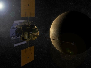 NASA, космос, ученые, техника, технологии, Меркурий, аппарат