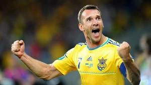 Андрей Шевченко, Сборная Европы, Победный гол
