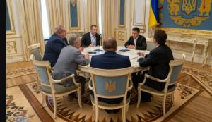 Украина, Крым, Деокупация, Зеленский, Мониторинг, Джамилем, Чубаров.