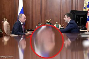 голобуцкий, путин, россия, фото, соцсети