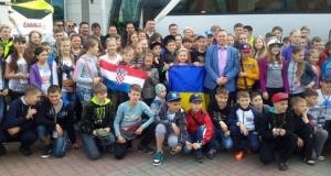 Отдых в Хорватии, переселенцы, дети беженцы, ФИФА организовывает отдых для детей, Ивица Пирич.