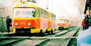 Харьков, трамваи, троллейбусы, свет, отключения, транспорт