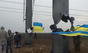 Украина, Крым, блокада Крыма, происшествия