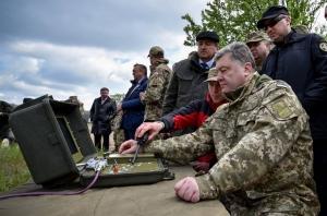 новости, порошенко, ракета, снаряд, украина, вооружение, техника, испытания, рсзо смерч, ольха