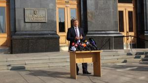 СНБО, Александр Данилюк, Роттердам +, новости, Украина, экономика, энергетика