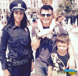 киев, общество, полицейские, милевич