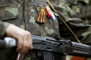 украина, лнр, стаханов, агрессия, протестанты, мародер, скандал, казанский