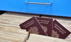 крым, паспорта, россия, оккупанты, общество