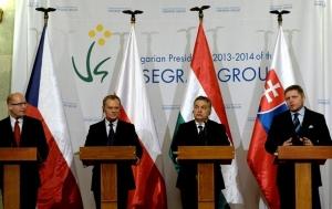 Польша, Венгрия, Чехия, Словакия, вышеградская четверка, фонд, украина