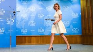 соцсети, фото, мария захарова, мид россии, россия, скандал