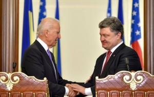 Украина, Порошенко, Байден, Политика, война в Сирии, Россия