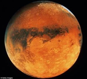 НАСА, миссия, Марс, космос