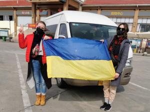 Украина, Дети, Ухань, Эвакуация, В сети.