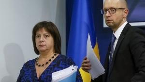 арсений яценюк, наталья яресько, кабинет министров, политика, киев