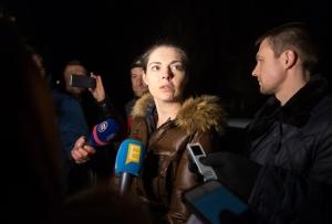 """Украина, политика, общество, Киев, Анастасия Леонова, СБУ, арест, """"Азов"""","""