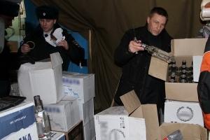 российские солдаты, отравление, атц