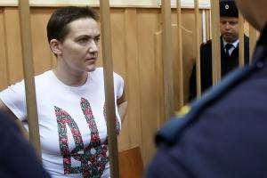 савченко, россия, телевидение, москва, басманный суд