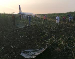 россия, чп, самолет, Airbus A321, топливо, причина, пассажиры